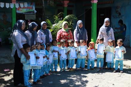 Pendidikan Anak Usia Dini ( PAUD )