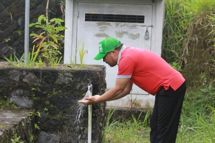 Pengelolaan Air Desa Balerante Mari kita Pikirkan Bersama