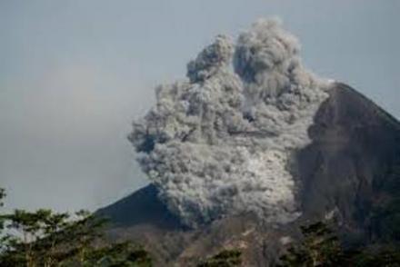 Latusan Gunung Merapi 2010
