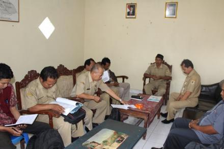 Evaluasi dan Monitoring Pelaksanaan Dana Desa Tahun 2016
