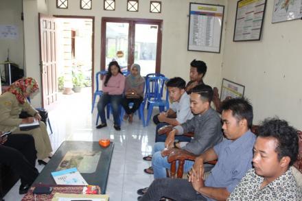 Rapat Desa Pembentukan Pengurus BUMDES Desa Balerante
