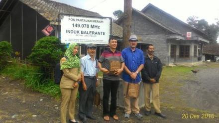 Kunjungan Universitas Sumatera Utara ( USU ) Ke Desa Balerante