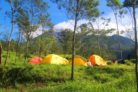 Ayo Camping di Kali Talang