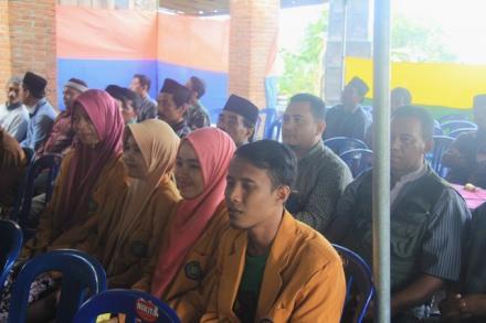 Halal Bihalal Lembaga Desa Balerante