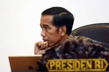 Jokowi Minta Laporan Dana Desa Disederhanakan