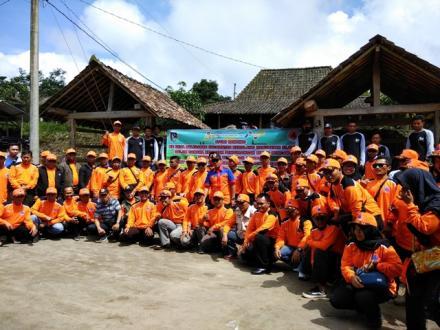 Reorganisasi OPRB Desa Balerante Tahun 2019