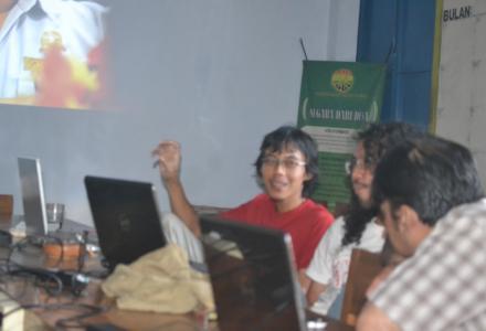 Pelatihan Sistem Administrasi Dan Informasi Desa Balerante