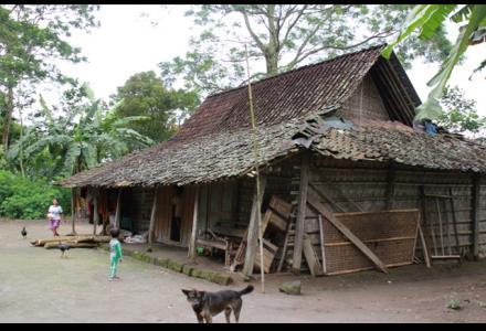 Rumah tidak layak Huni Balerante