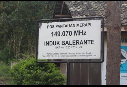 pOS pANTAU MERAPI 907