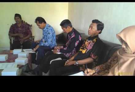 Rapat Rutin Perangkat Desa